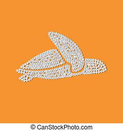 θαλάσσια χελώνα , ερπετό , ανιαρός , concept: