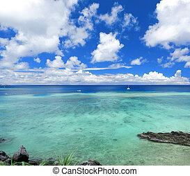 θαλασσογραφία , ιαπωνία , okinawa