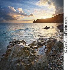 θαλασσογραφία , φύση , όμορφος