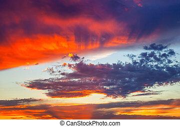θαμπάδα , ευφυής , ηλιοβασίλεμα