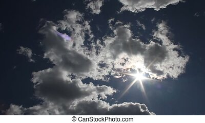 θαμπάδα , και , ουρανόs