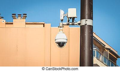 θαμπός , σφαίρα , αγκύλος , φωτογραφηκή μηχανή , ασφάλεια , άσπρο