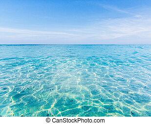 θερμότατος απομονώνω , καθαρά , θάλασσα , κρύσταλλο