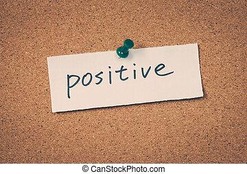 θετικός