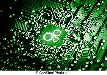 θραύσμα , ηλεκτρονικός υπολογιστής , ταχύτητες , εικόνα