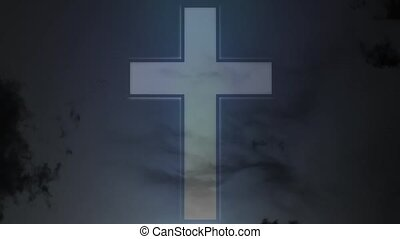 θρησκεία , πίστη , cross.