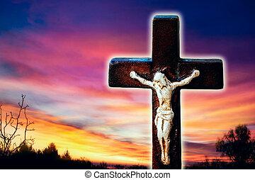 θρησκεία , φόντο , ., παράδεισος , παράδεισοs , ., ελαφρείς , μέσα , ουρανόs , .