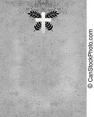θρησκευτικός , σήμα , αναμμένοσ φόντο