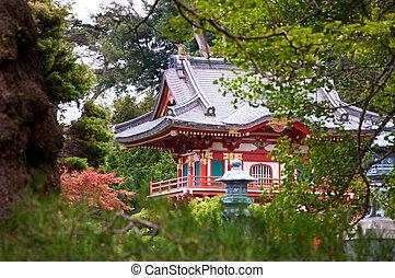 ιάπωνας αφέψημα ασχολούμαι με κηπουρική
