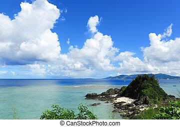 ιαπωνία , θάλασσα , okinawa