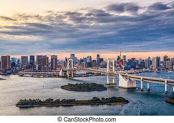 ιαπωνία , κόλπος , τόκιο