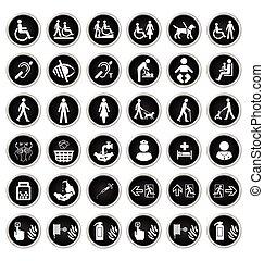 ιατρικός , άνθρωποι , αναπηρία , εικόνα