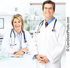 ιατρικός , γιατροί