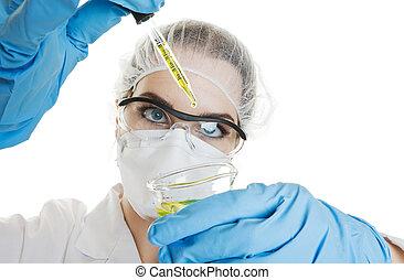 ιατρικός , δοκιμή