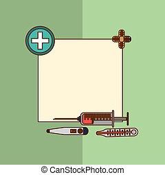 ιατρικός , εικόνα , μικροβιοφορέας , σχεδιάζω , εργαλεία