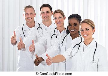 ιατρικός επαγγελματίας , ακουμπώ αναμμένος ανάλογα με αμυντική γραμμή