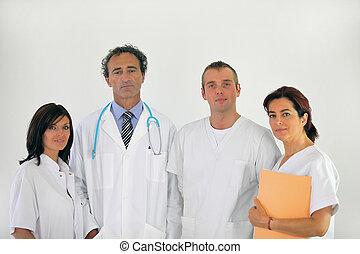 ιατρικός εργάζομαι αρμονικά με