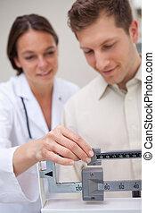 ιατρικός , κλίμακα , αποκτώ , προσαρμοσμένα