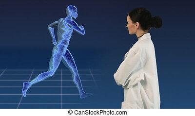 ιατρικός , μήκος σε πόδια