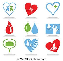ιατρικός , icons4