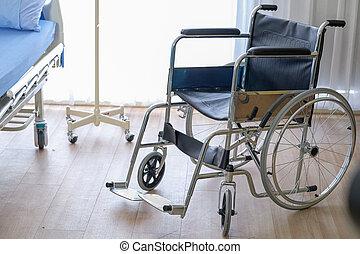 ιατρικός , theme:, hospital., καρέκλα , τροχός