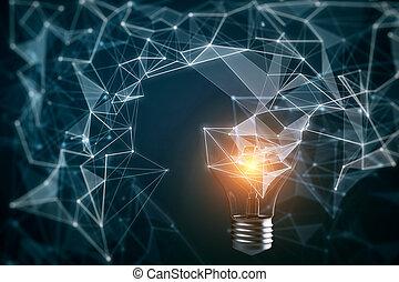 ιδέα , backdrop , καινοτομία