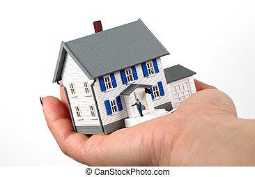 ιδιοκτήτης σπιτιού