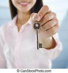 ιδιοκτησία, περιουσία , αντιπρόσωπος