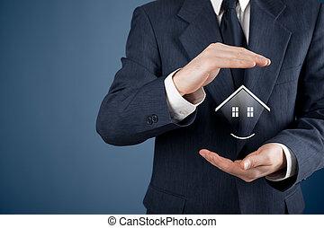 ιδιοκτησία, περιουσία , ασφάλεια