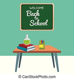 ιζβογις , καλωσόρισμα , μήνυμα , πίσω , chalkboard