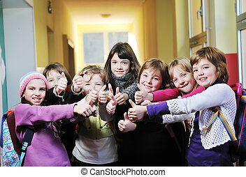 ιζβογις , σύνολο , παιδιά , ευτυχισμένος