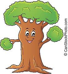 ιλαρός , 1 , θέμα , δέντρο , εικόνα