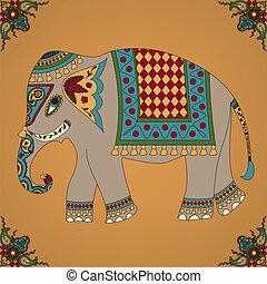 ινδιάνικος ελέφαντας