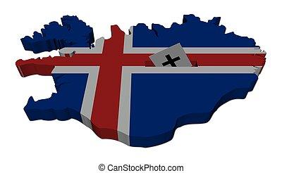 ισλανδικός , εκλογή , ψηφοφορία