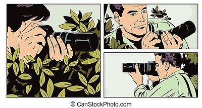 ιστορία σε εικόνες , φωτογράφος , ρυθμός , works., άνθρωποι