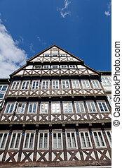 ιστορικός , αρχιτεκτονική , μέσα , hannover