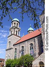 ιστορικός , εκκλησία