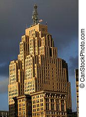 ιστορικός , ψηλό κτίριο