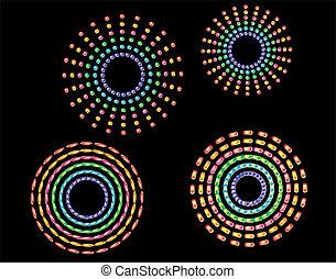 ιστός , κουμπί , γραμμή , μικροβιοφορέας , τέχνη