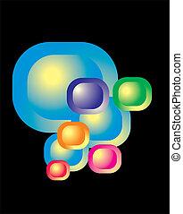 ιστός , κουμπί , μικροβιοφορέας , τέχνη , γραμμή