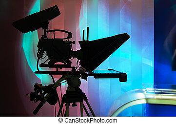 κάμερα τηλεόρασης