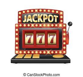κάνω αύλακα , σύνολο στοιχημάτων , είμαι νικητής , καζίνο , απομονωμένος , εικόνα , μηχανή , φόντο. , μικροβιοφορέας , μεγάλος , άσπρο , κερδίζω , κόκκινο