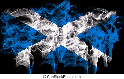 κάπνισμα , σημαία , σκωτία
