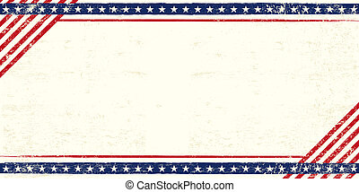 κάρτα , αμερικανός , grunge