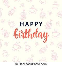 κάρτα , γενέθλια , χαιρετισμός , φόρμα , ευτυχισμένος