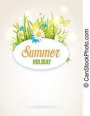 κάρτα , καλοκαίρι