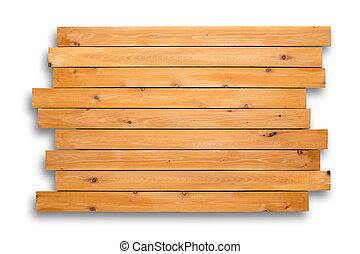 κέδρος , ξύλο , φόντο , από , staggered, ταμπλώ