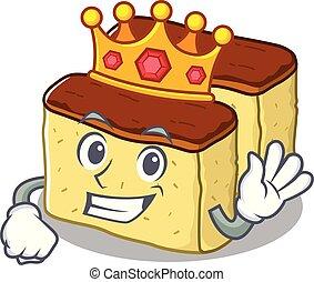 κέηκ , βασιλιάs , βάζο , χαρακτήρας , castella
