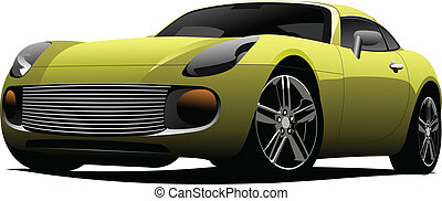 κίτρινο , διάσελο , αυτοκίνητο , αγώνισμα , road.