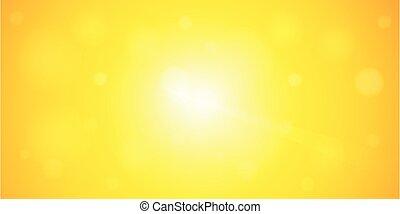 κίτρινο , ηλιόλουστος , φόντο , ακμή εικοσιτετράωρο